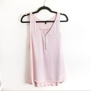 Express Blush Pink Tank Top